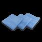 PROFI-MICROFASERTUCH BLAU -  микрофибра салфетка комплект 3 шт