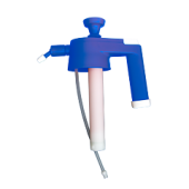 Помпа для накачного помпового пульверизатора Venus Super Alkaline (синий)