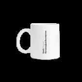 Кружка керамическая с логотипом KochChemie ЛучшееДляЭкспертов