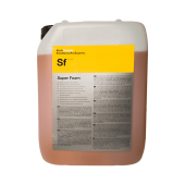 SUPER FOAM - чистящая, активная пена для моек самообслуживания и ручной мойки «Евро Мойка»,11 кг
