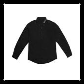 Рубашка цвет черный (размеры от L до XXL)