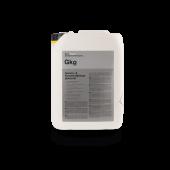 Gummi- & Kunststoffpflege glänzend - средство для наружного пластика, придающее блеск 10 л