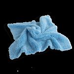 PROFI-MICROFASERTUCH BLAU - профессиональная микрофазерная тряпочка без краёв