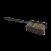Щётка с натуральным волосом кабана 400 mm