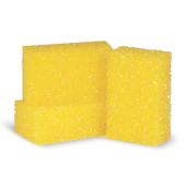 FLIEGENSCHWAMM HART - губка жёлтая повышенной плотности для удаления битума