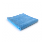 Microfaser Frotteetuch blau - Микрофибра салфетка 40*40 см, синяя, оверлоченная