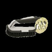Щётка с жесткой щетиной для очистки поверхностей автомобиля