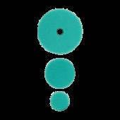 Полировальный круг комплект - твердый 75мм/54мм/34мм- зеленый