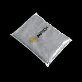 PROFI-MICROFASERTUCH Микрофибра салфетка 30*30 см, серая, без оверлока, 280гр, уп-ка 10 шт.