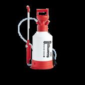 Накачной помповый пеногенератор Foamer Orion Super HD Acid line 6 л. (красный)